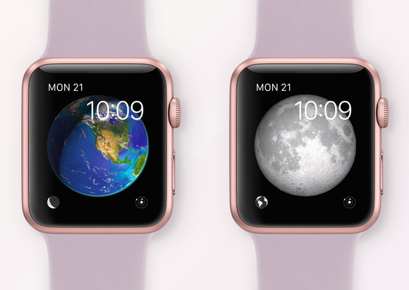 astronomy apple watch pair