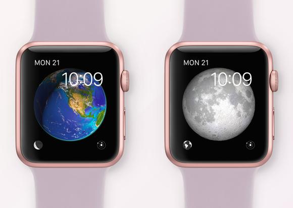 astronomy apple watch pair