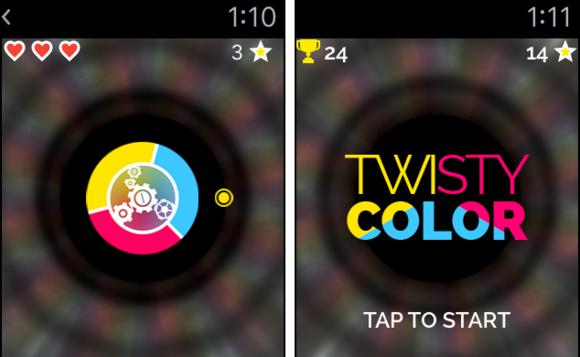 best apple watch games twistycolor