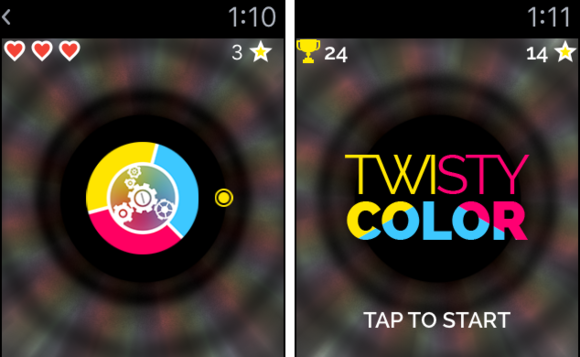 best apple watch games twistycolor