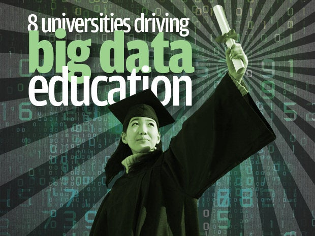 big data university programs