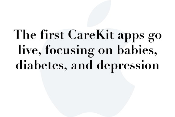 carekit apps live