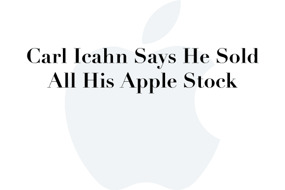 carl icahn stock