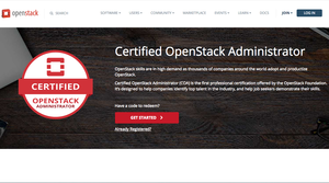 certified openstack administrator