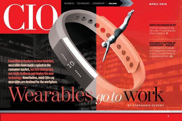 CIO March 2016 digital issue