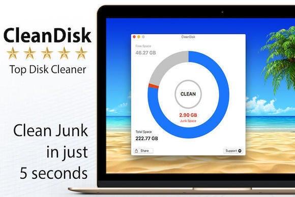 cleandisk