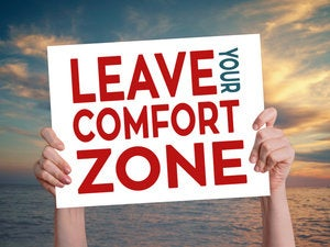 CIOs must 'go way outside' their comfort zone