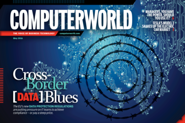 Computerworld Digital Edition - May 2016 [cover]