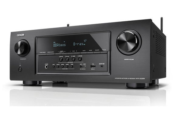 Denon announces new AVR-S720W and AVR-S920W A/V receivers
