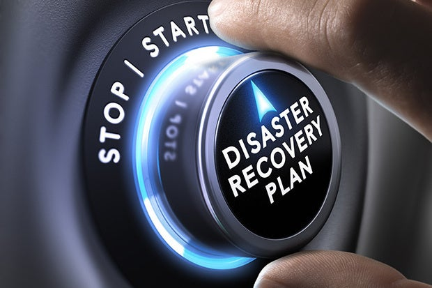 disaster recovery knob