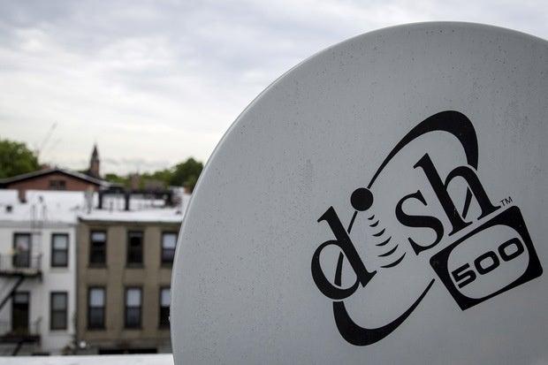 dish network satellite dish