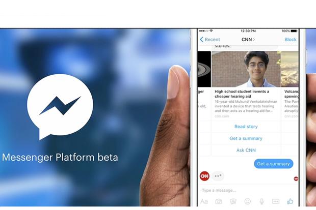 f8 messenger platform
