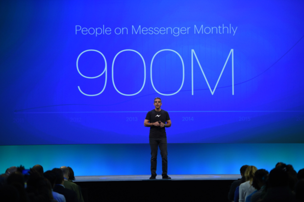 Facebook Messenger platform