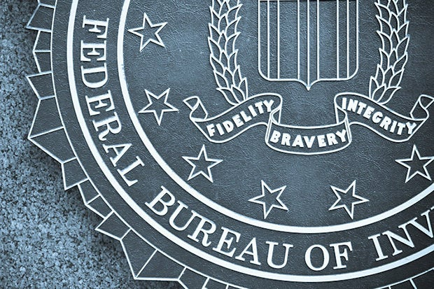 fbi seal headquarters