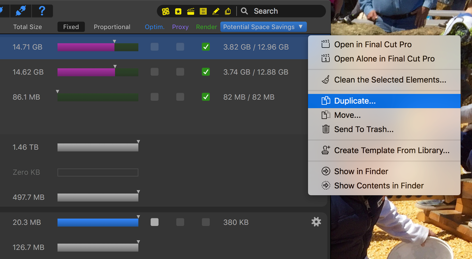 Final Cut Library Manager 3 review: Housekeeping for your FCPX