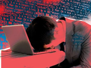 Why burnout happens in Information Security