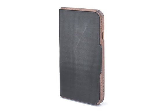 grovemade walnutleatherfolio iphone