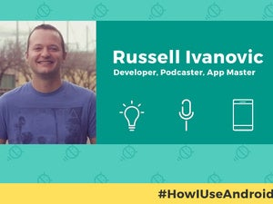 How I Use Android: Russell Ivanovic