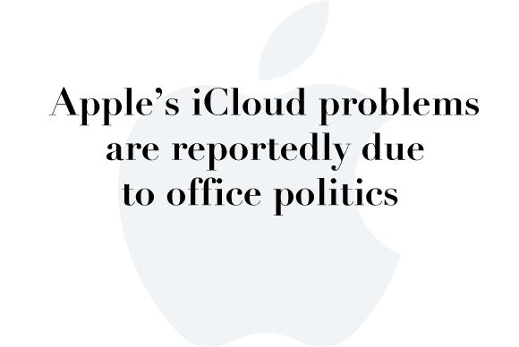 icloud office politics
