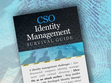 CSO Identity Management Survival Guide cover image