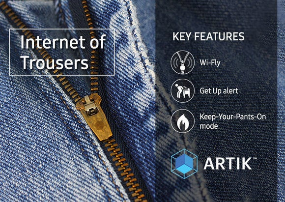 internetoftrousers