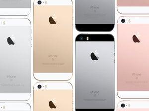 iphone se collage