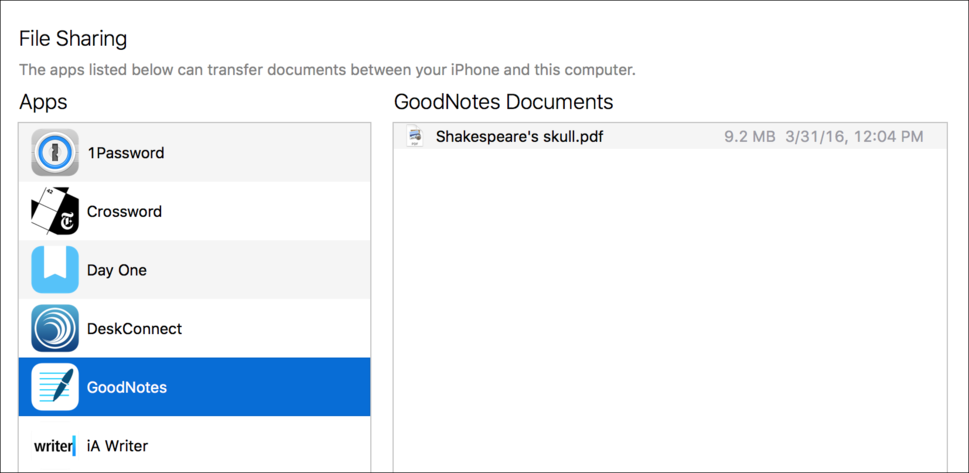 How to transfer files between a Mac and iPhone | Macworld
