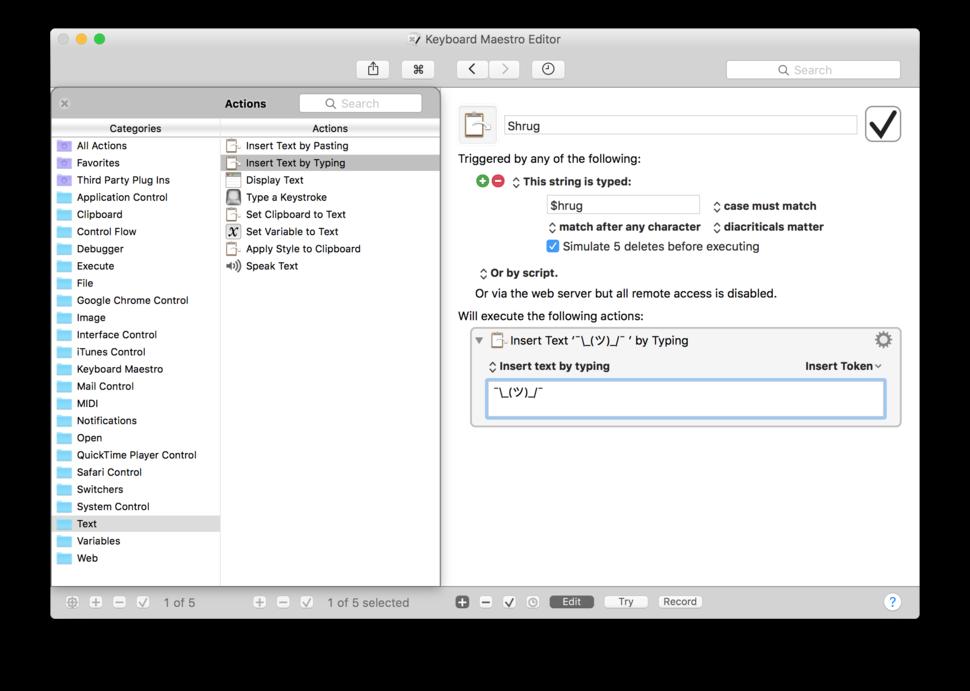 Typing shortcut utilities: 6 alternatives to TextExpander | Macworld