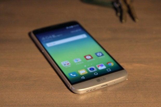LG shakes up its mobile division after lackluster G5 sales ...