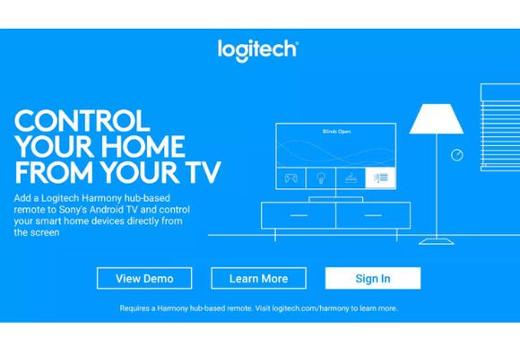 logitech home