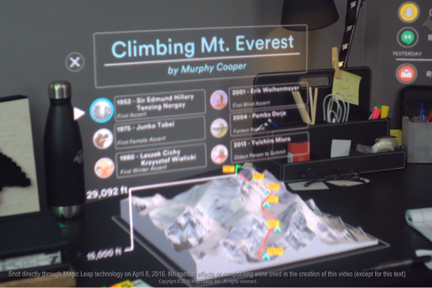 Magic Leap adds virtual reality head-tracking and possibly hand-tracking