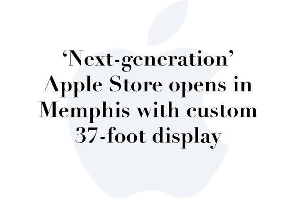 memphis apple store