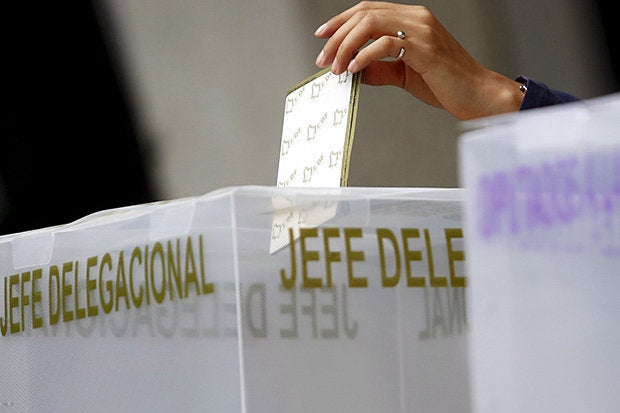 mexican election vote