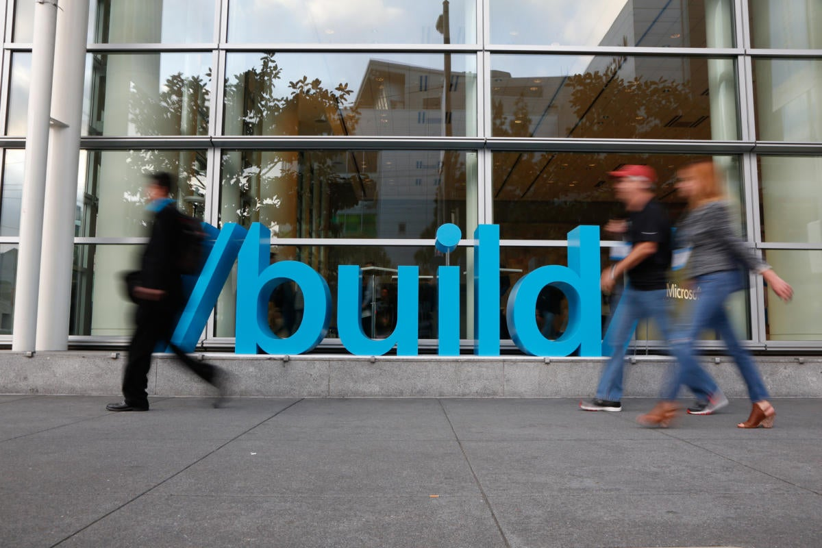 Microsoft takes the Build show on the road