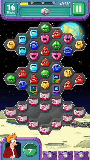 mw futurama gameplay
