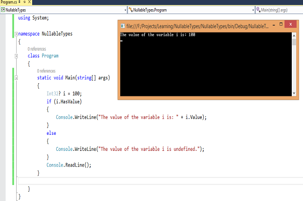 How to work with nullable types in C# | InfoWorld