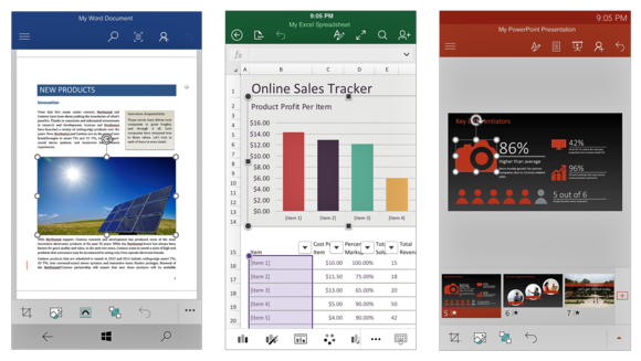 office 365 april update 5 1 mobile apps