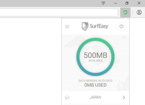 surfeasy unlimited account