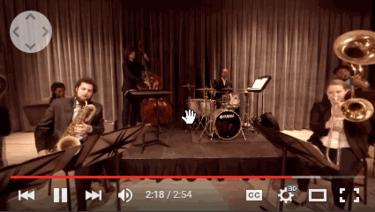 360-degree video