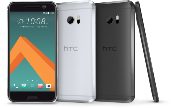 The HTC 10 campaigns for the title best smartphone of 2016