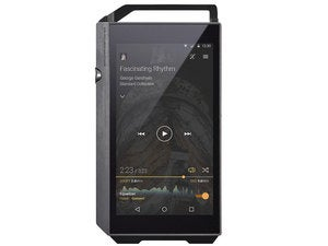 Pioneer's XDP-100R Hi-Res Audio Player