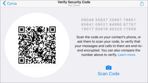 private i whatsapp verification code page