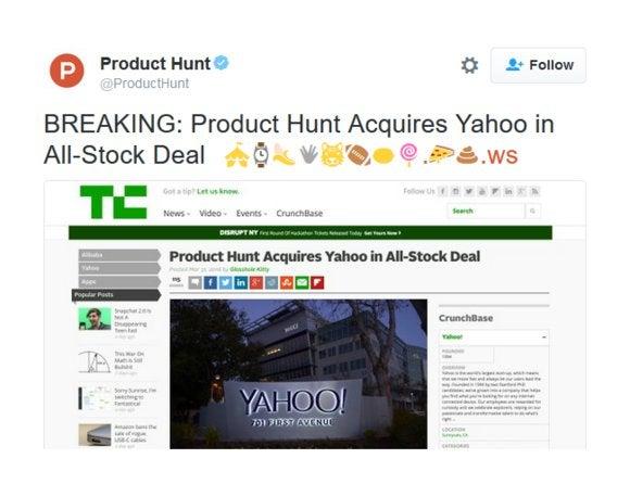 producthuntyahoo