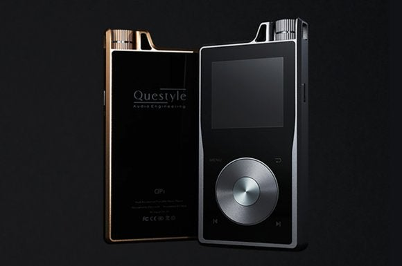 Questyle hi-res audio player
