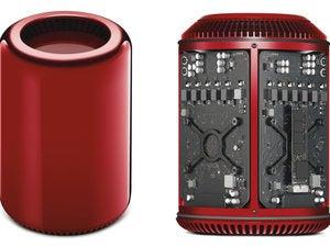 red mac pro