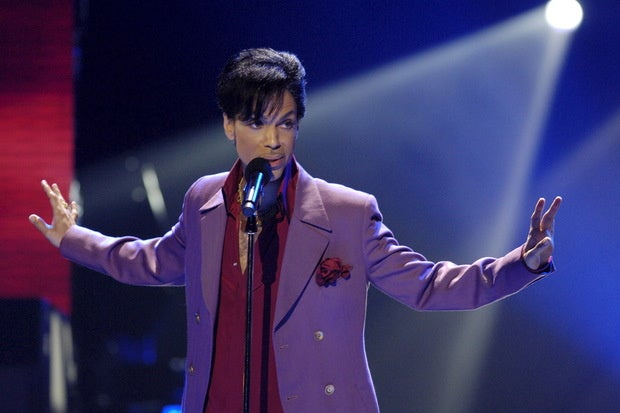 RIP Prince, a musician with a complicated Internet presence
