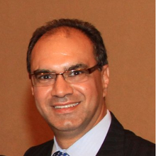 Saad Ayub, consultant and former CIO at  Scholastic and The Hartford.