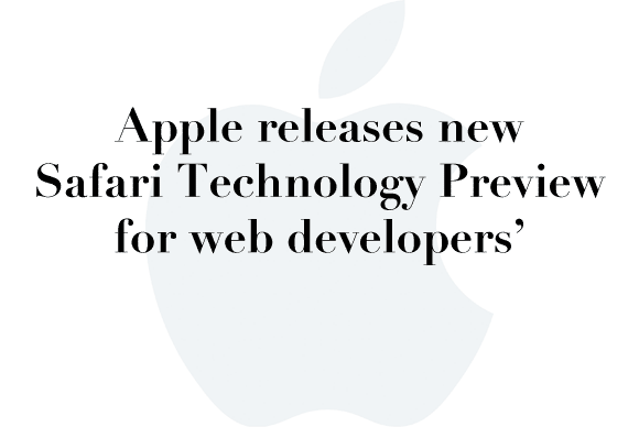 safari tech preview