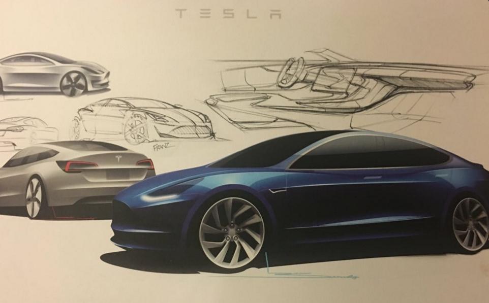 Tesla's Model 3 now has 325K pre-orders -- and $14 5B in