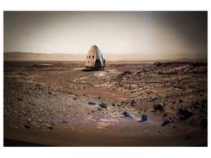 SpaceX module